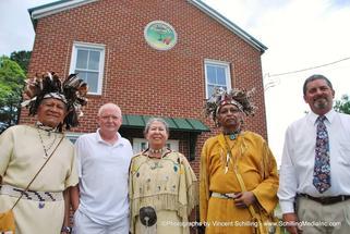 Nottoway Indian Tribe Of Virginia Community House Interpretive Center